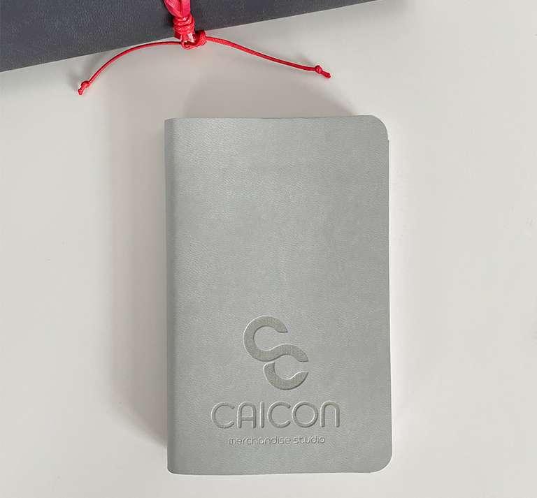 CAICON-Notizbuch